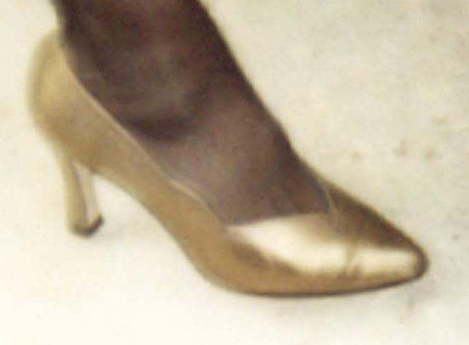 golden slippers by jim taylor. Black Bedroom Furniture Sets. Home Design Ideas